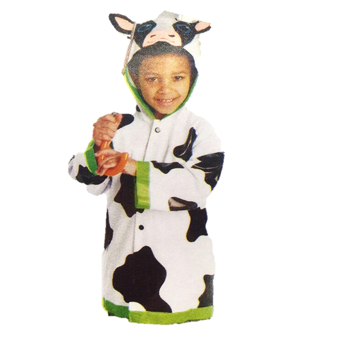 Childrens Barley the Cow Raincoat Toddler One Size