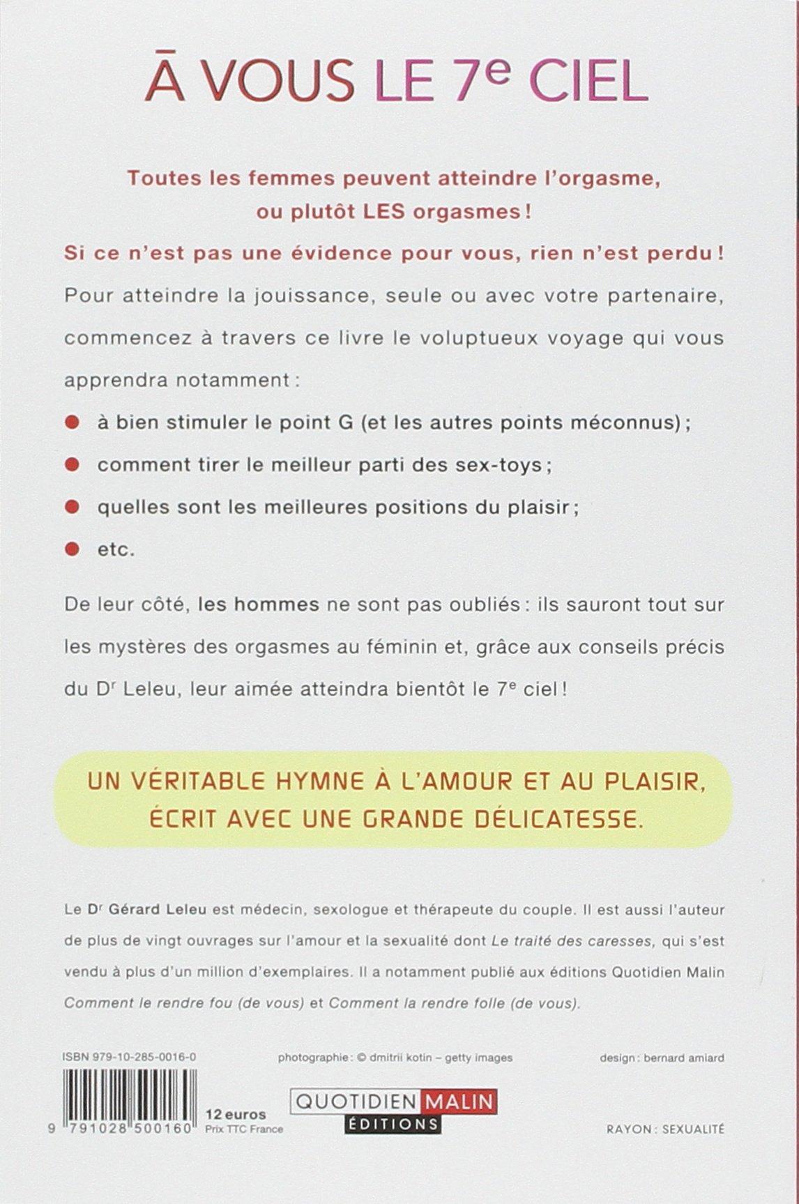590907b233a1 Amazon.fr - À vous le 7e ciel - Gérard Leleu - Livres
