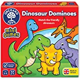 Orchard Toys Dinosaur Dominoes Stocking Filler