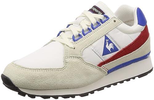 Le COQ Sportif ECLAT Nylon Blanca - Deportivas: Amazon.es: Zapatos y complementos