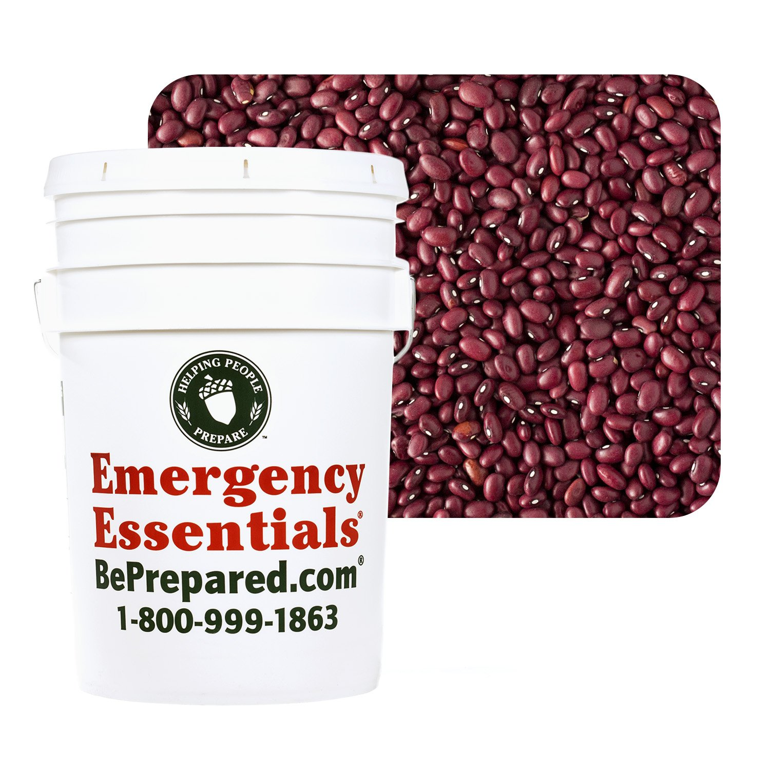 Superpail Small Red (Chili) Beans