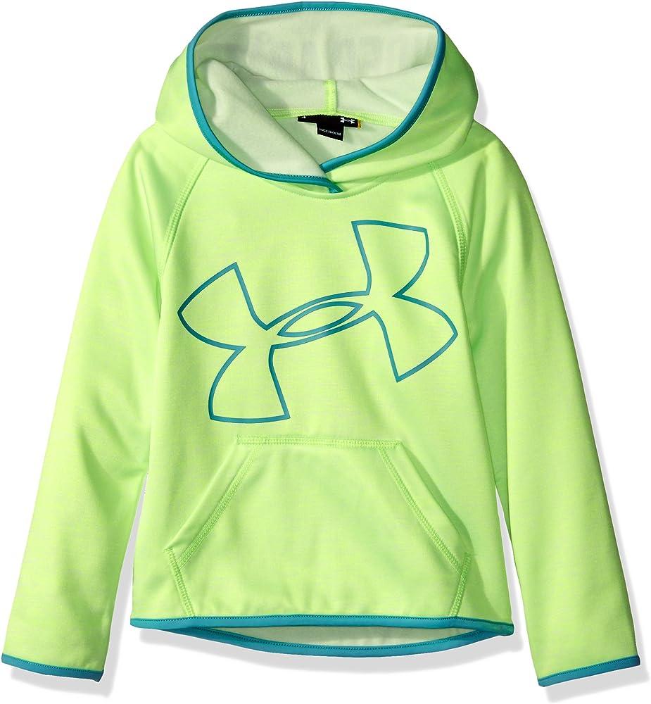 d0916f86c7 Girls' UA Logo Hoodie