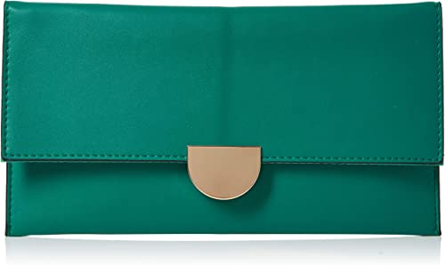 New Look Womens Mariella Clutch Green (Dark Green), One Size