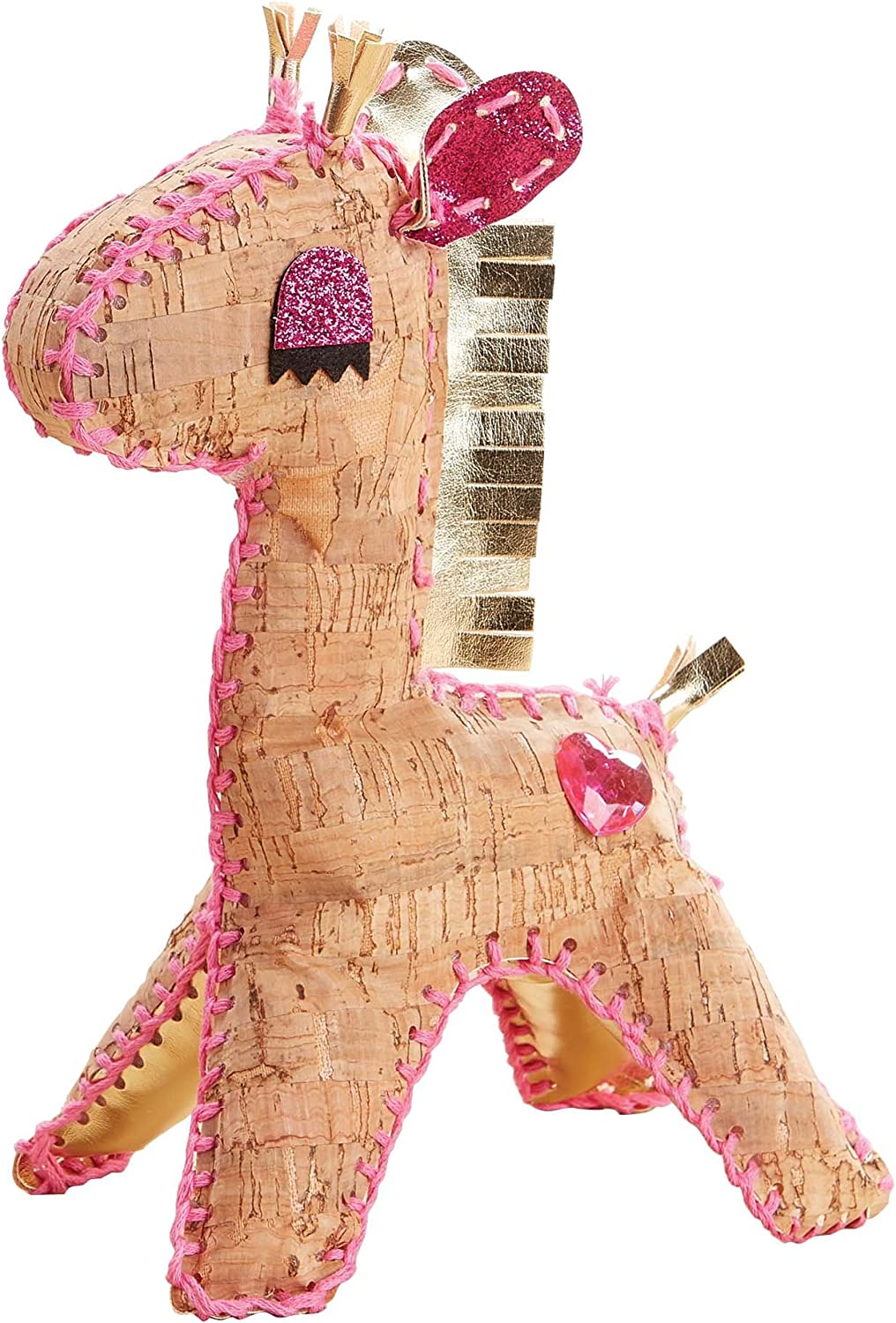 Alex DIY Sew Corky Giraffe Plush Kids Art and Craft Activity