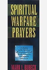 Spiritual Warfare Prayers Kindle Edition