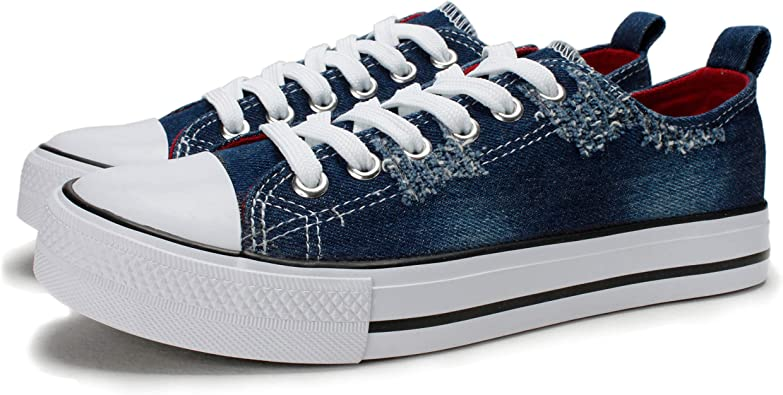 PepStep Canvas Sneakers for Women