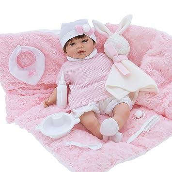 Maria Jesus Bebe Reborn simulación 739, muñecas Bebes para niñas, Bebes Reborn, muñecos Reborn, Baby Reborn