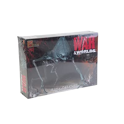 "1/8 War Of The Worlds ""Alien Creature"" Kit: Toys & Games"