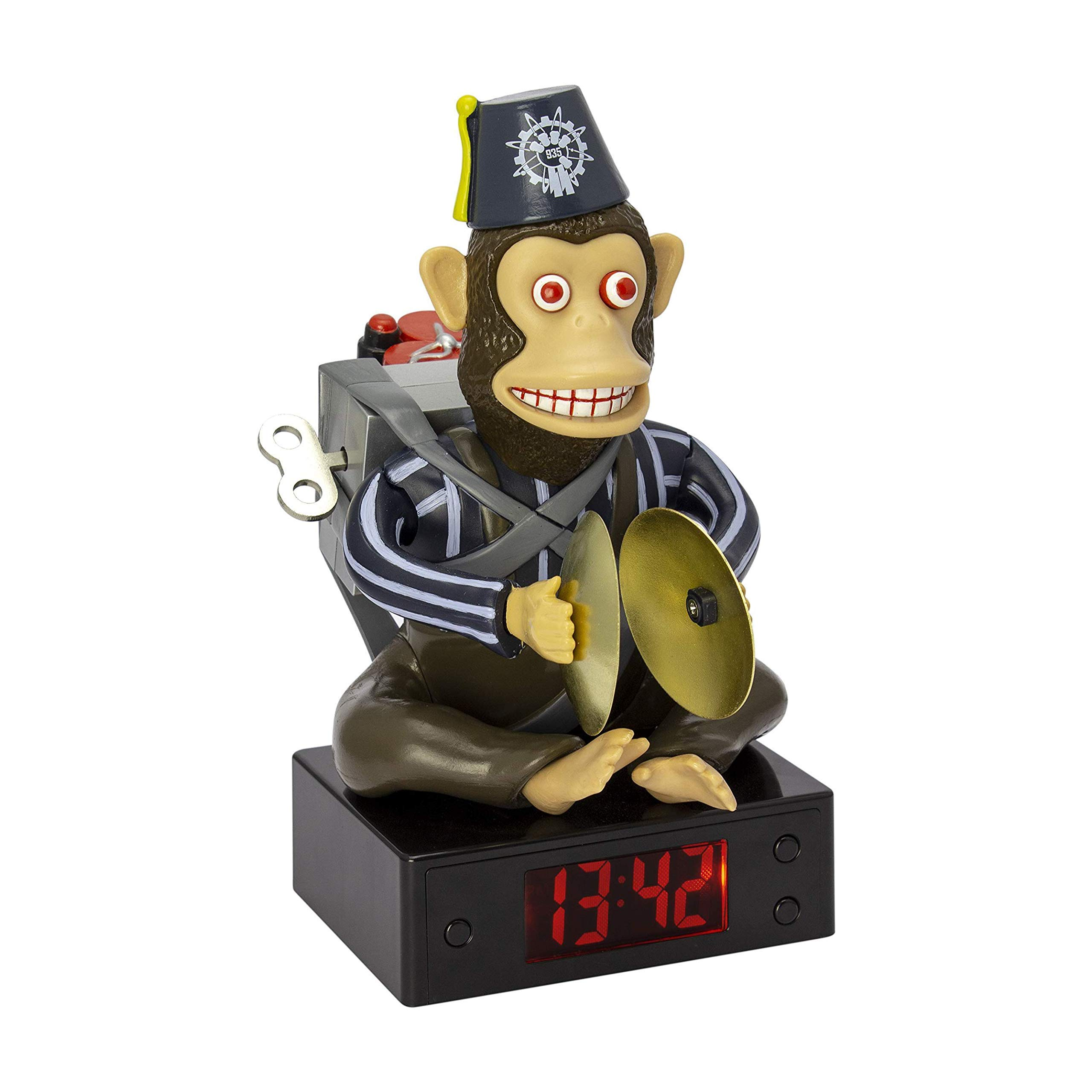 Paladone Call of Duty Monkey Bomb Alarm Clock, Officially Licensed COD Merchandise