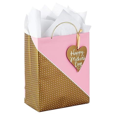 Amazon.com: Hallmark - Bolsa de regalo para el día de la ...