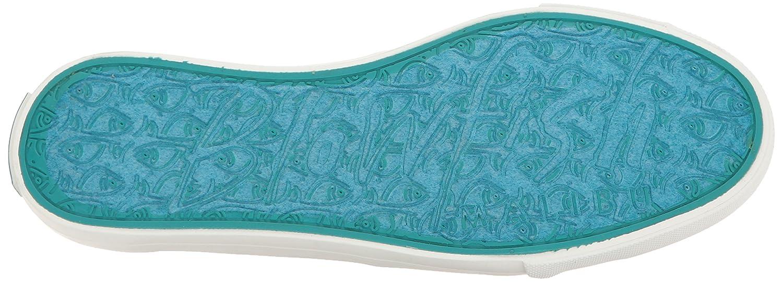 Blowfish Women's Marley US|Steel Sneaker B01LDUGNII 11 B(M) US|Steel Marley Grey Color Washed Canvas 67e499