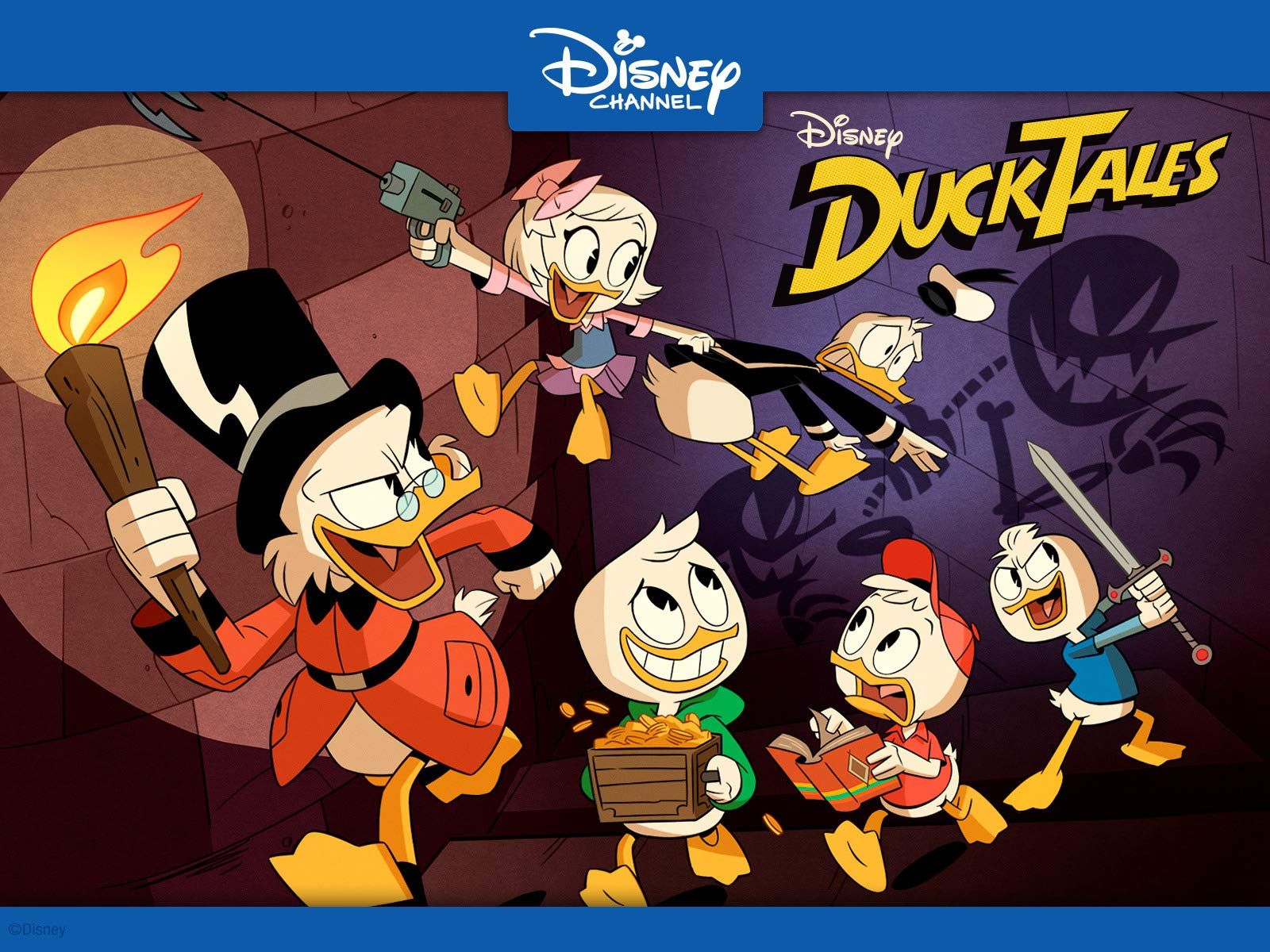 Ducktales Last Christmas.Amazon Com Ducktales Volume 3 Amazon Digital Services Llc