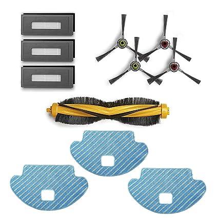 Zealing Robotics - Kit de Accesorios para Ecovacs Deebot Ozmo 930