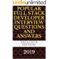 Popular Full Stack Developer Interview Questions and Answers: 2019