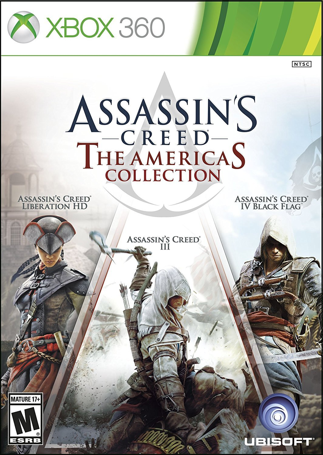 Amazon Com Assassin S Creed The Americas Collection