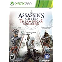 Assassin's Creed - American Collection - Xbox 360 - Standard Edition