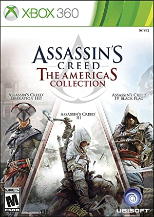 Assassins Creed: The Americas Collection: Amazon.es: Ubisoft: Cine ...