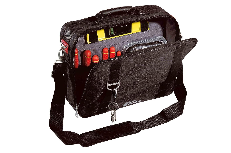 Negro Plano PLO0513000NR Bolsa porta herramientas en tejido especial reforzado 30.5 cm