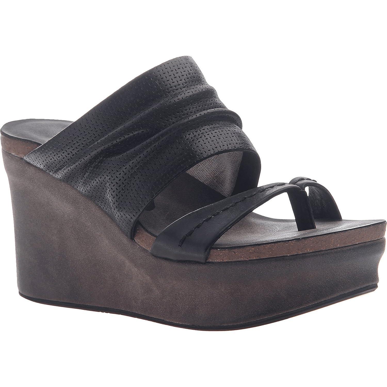 OTBT Women's Tailgate Sandal B079P6LZBT 7 B(M) US|Black Perf