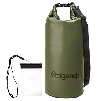 Amazon.com: Brigands - Bolsa impermeable con funda para ...