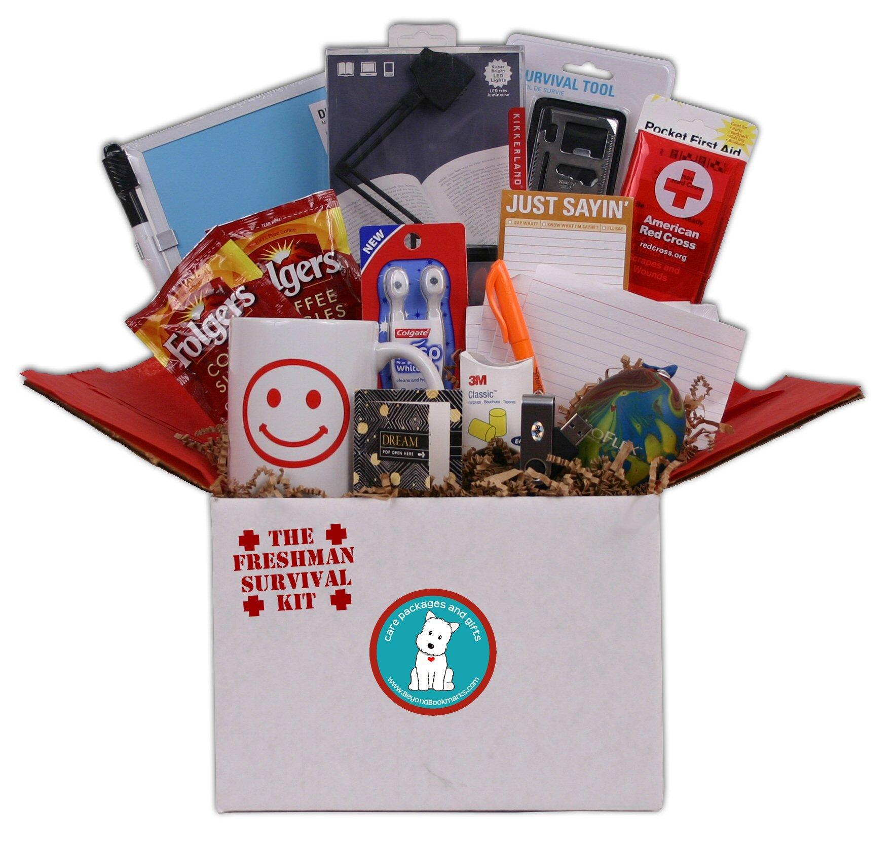 Freshman Survival Kit by Beyond Bookmarks