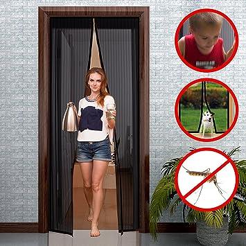 Cool GIMARS Fliegengitter Tür Insektenschutz 110x220 cm / 100x220 cm  CU05