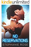 No Reservations: A Standalone Slow-Burn, Second Chance Romance (Ocean Cove Book 2)