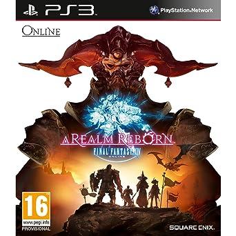 Final Fantasy XIV - A Realm Reborn (PS3): Amazon co uk: PC & Video Games