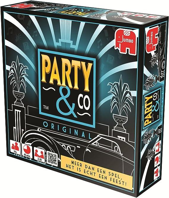 Party & Co. Original Adultos - Juego de Tablero (Adultos, 45 min ...