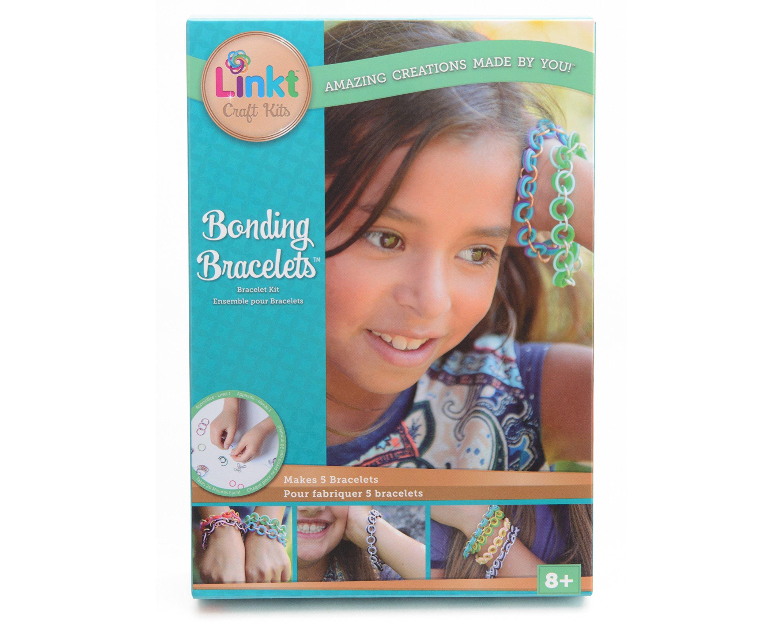 Linkt Craft Kit Bonding Bracelet (5 Bracelets)