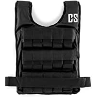 CAPITAL SPORTS Monstervest Chaleco lastrado relleno de arena