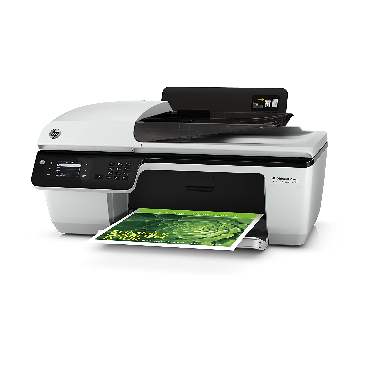 hp officejet 2620 all in one printer amazon co uk computers