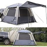 KingCamp テント 車用 日除けテント 様々な車に設置可能 カーテント 単体使用可能 大空間 カーサイドテント タープ UVカット 収納コンパクト KT3083
