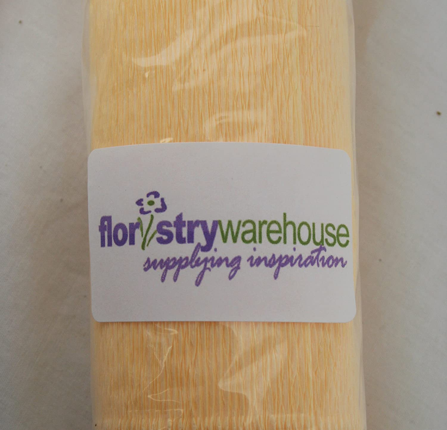 Hot Pink Crepe paper roll 50cm x 2.5m Top quality Italian paper craft