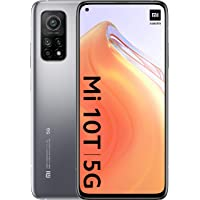 "Xiaomi Mi 10T (Pantalla 6.67"" Fhd+ Dotdisplay, 6Gb+128Gb, Cámara de 64Mp, Snapdragon 865 5G, 5.000Mah Comcarga 33W…"
