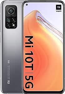 Xiaomi Mi 10T 5G Dual SIM 128GB 6GB RAM Silver
