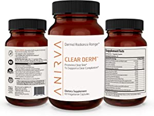 Sweepstakes: Clear Derm- Acne Supplements for Adults