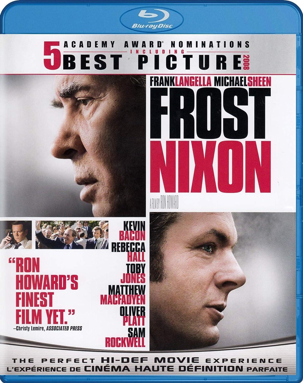 Frost/Nixon 2008 Edizione: Stati Uniti USA Blu-ray: Amazon.es ...