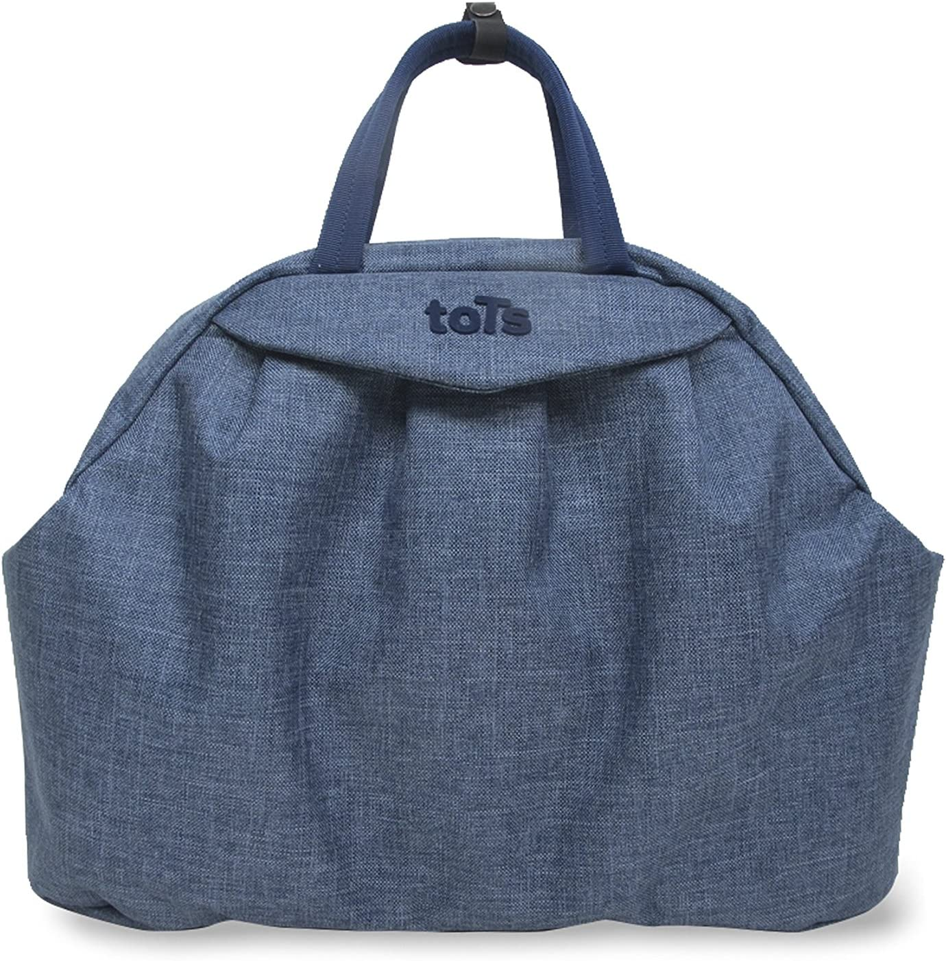 Chic Baby Changing Bag/Bag in Bag 45 x 14 x 32?cm with Range of Accessories Blue by ToTs by Smartrike