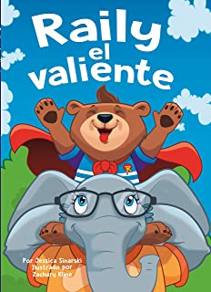 RAILY EL VALIENTE (Riley the Brave - Spanish Edition)