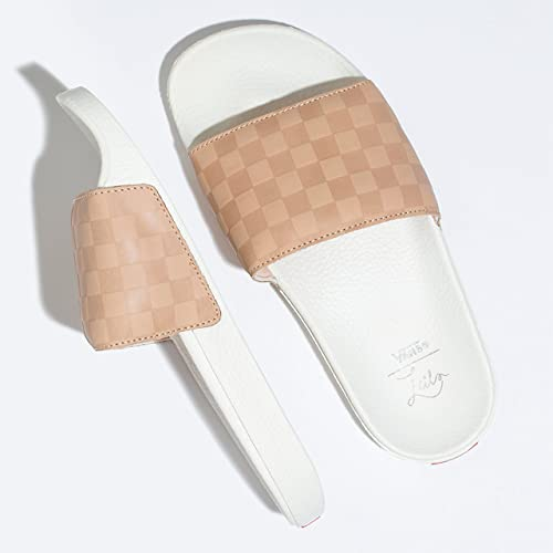 Vans Leila Hurst Slide On White Amberlight Women's
