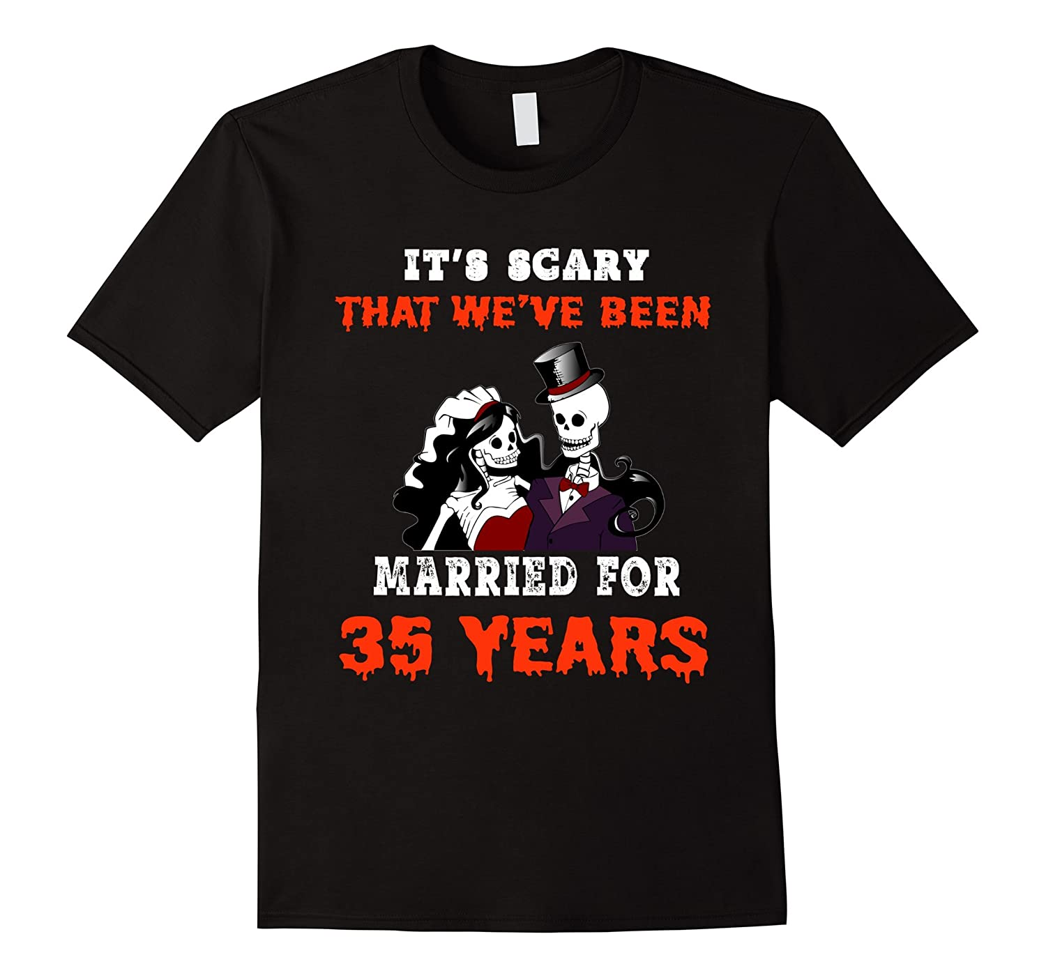 35th Anniversary Gift. Funny Halloween Costume For Couple.-Art
