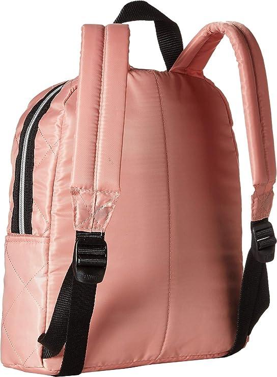 Amazon.com | PUMA Womens Orbital Mini Backpack Black/Silver One Size | Casual Daypacks
