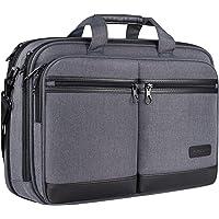"KROSER 18"" Laptop Bag Stylish Laptop Briefcase Fits Up to 17.3 Inch Laptop Expandable Water-Repellent Shoulder Messenger…"