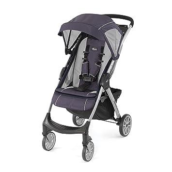 Chicco Mini Bravo Lightweight Stroller Mulberry