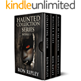 Haunted Collection Series: Books 1 - 3: Supernatural Horror with Scary Ghosts & Haunted Houses