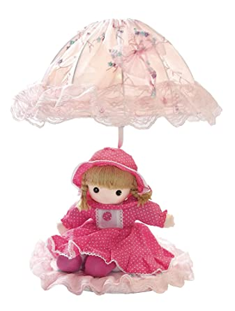 Lite Source Ik 6091pink Baby Doll Table Lamp Pink Baby Doll Base