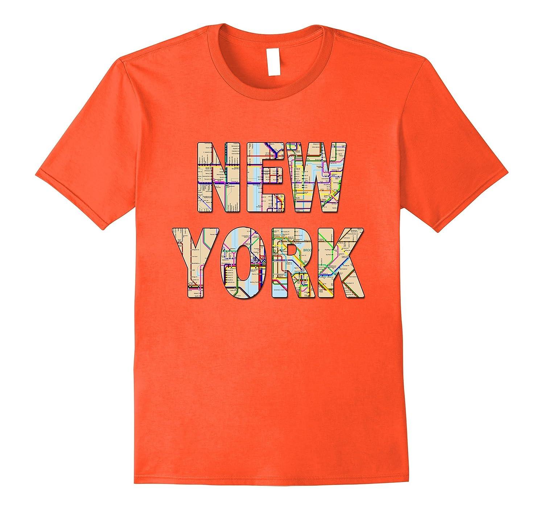 Nyc Subway Map Shirt.New York City Subway Map T Shirt Awsome Cool Nyc Tee Shirt Th
