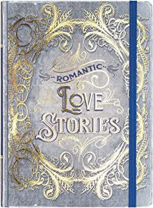 Punch Studio Book Style Journals with Elastic Band Closure (Love Stories)