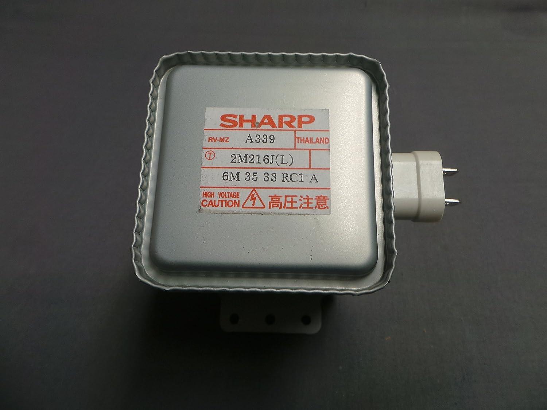 Amazon.com: Sharp rv-mza339wrzz magnetrón: Home Improvement